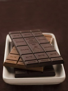 Gourmet Chocolate Bars