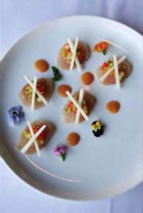 Deconstructed Ceviche