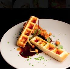 Gourmet Chicken & Waffles