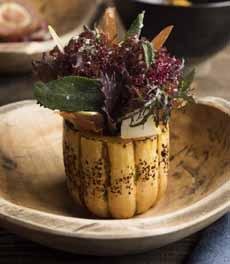 Delicata Squash Bouquet