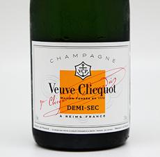 Veuve Cliquot Demi Sec Champagne