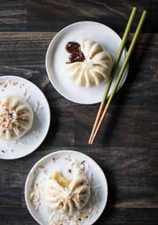 Dessert Bao