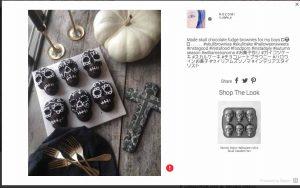 Skull Cakes Dia De Los Muertos