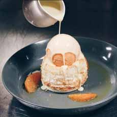 Creamsicle Shortcake