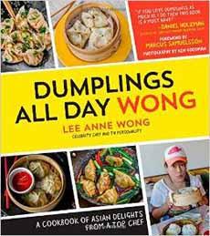 Dumplings All Day Wong Book