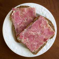 Dutch Head Cheese