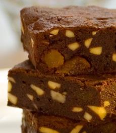 Almond Brownie - Dolcielo