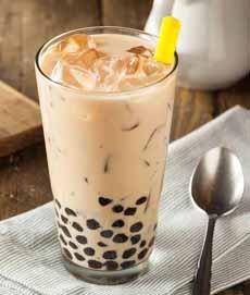 Homemade Bubble Tea & Bubble Coffee Recipe