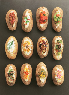 Baked Potato Toppings