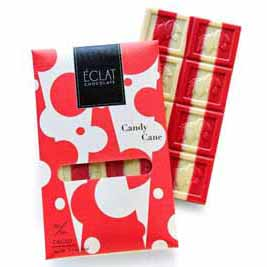 Candy Cane Chocolate Bar
