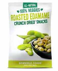 Crunch-Dried Edamame