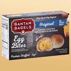 Bantam Egg Bites