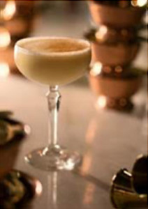 Egg Nog Cocktail