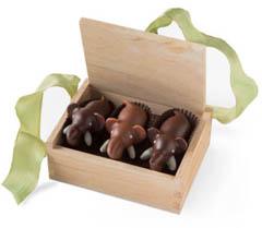 Burdick Elephant Chocolate
