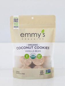 Emily's Organics Vanilla Bean Cookies
