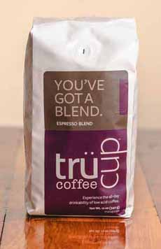 Trucup Low Acid Coffee