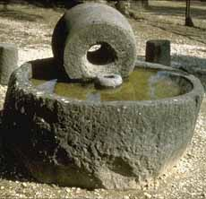 Ancient Olive Oil Press