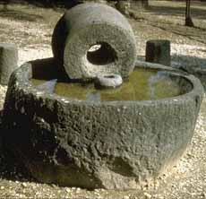 Ancient Olive Oil Press
