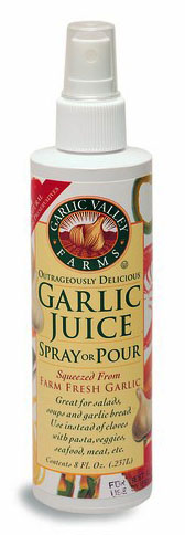 Garlic Valley Farms Garlic Juice