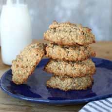 Quaker Famous Oatmeal Cookies