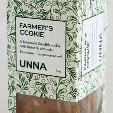 Unna Bakery Swedish Cookies