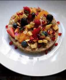 Farro Porridge