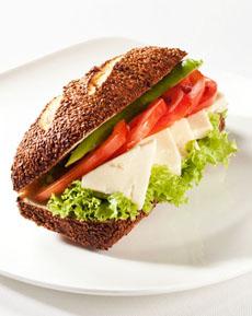 Cubanelle Chile & Feta Sandwich