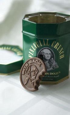 Financial Crunch Chocolate