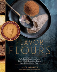 Flavor Flours Book
