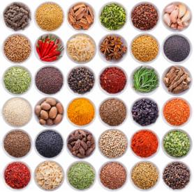 Gourmet Flavored Salts