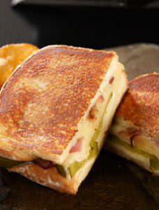 Fontina Grilled Cheese