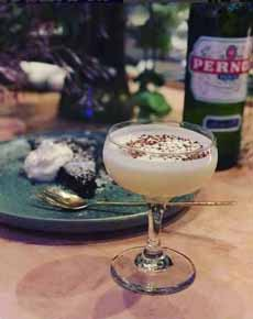 Pernod Cocktail