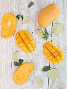 Mango WIth Tajin