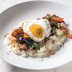 Eggs On Rice