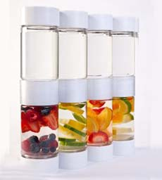 Define Fruit Infusing Water Bottle