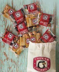Chukar Cherries Snack Pack