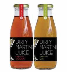 Gaea Dirty Martini Juice