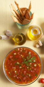 Classic Tomato Gazpacho