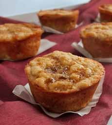 Ginger Fig Muffins