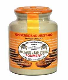 Gingerbread Mustard