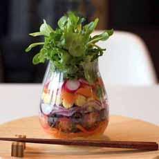 Tumbler Salad