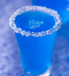 Blue Soft Drink