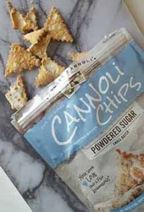 Cannoli Chips