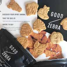 Good Zebra Animal Crackers
