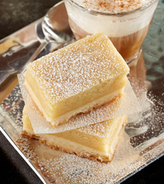 Gooey Butter Shortbread
