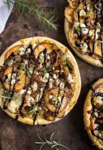 Gorgonzola Pizza
