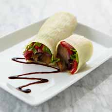 Folio Parmesan Wrap Sandwich