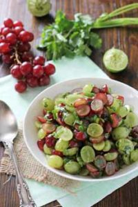 Grape Salsa Recipe