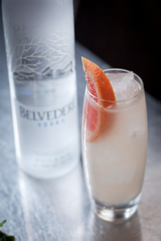 Grapefruit Fizz