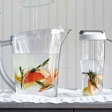 Grapefruit Rosemary Water